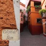 El Callejon del Beso Leyendas de Guanajuato