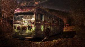 autobús fantasma