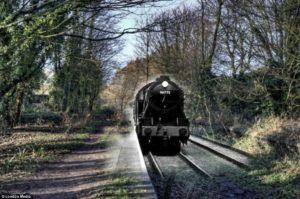 5 espeluznantes casos reales de trenes fantasmas