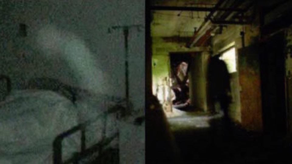 10 Fotos Hospitales Manicomios Fantasmas
