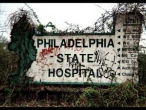 Byberry Hospital Mental Embrujado Philadelphia