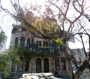 Casa Negra Terror Ciudad De México Roma