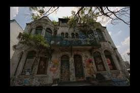 Casa Negra Ciudad De México Roma Terror