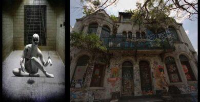 La Casa Negra De La Colonia Roma Ciudad De México Terror