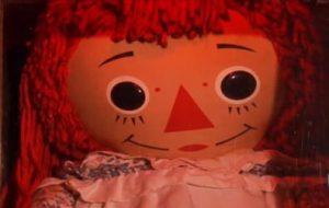 Annabelle muñeca real