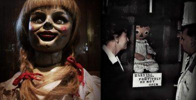 """La Historia Real de Annabelle, Muñeca diabolica de """"El Conjuro"""""""
