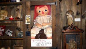 Verdadera muñeca Annabelle