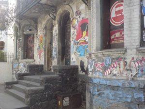La casa negra de la Ciudad de México