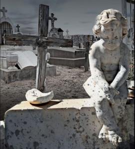 El panteón de los niños - Leyenda de Ciudad Juárez