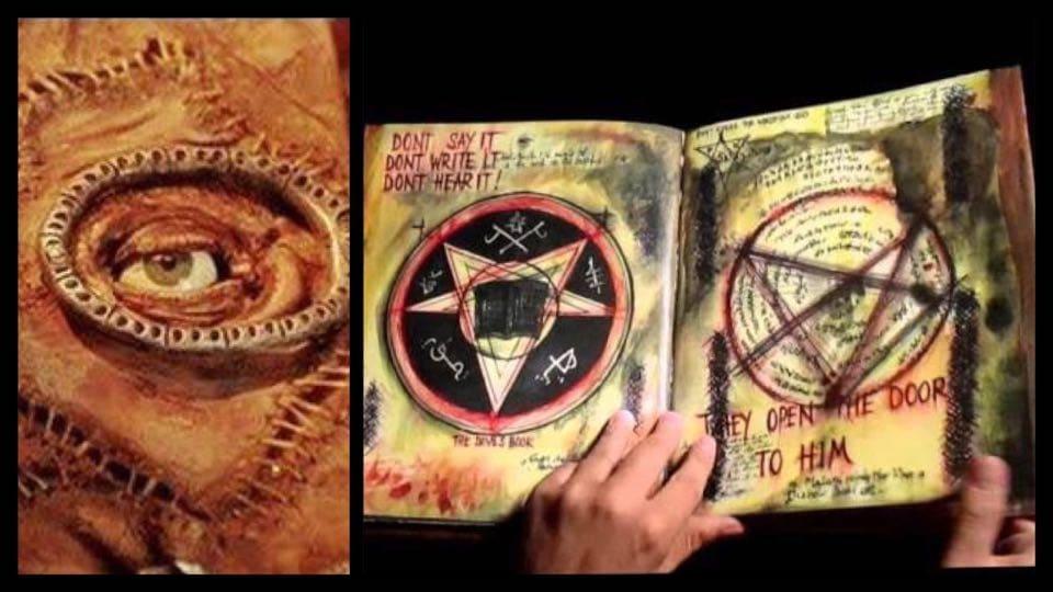 Libros Prohibidos Necronomicon Magia Terror