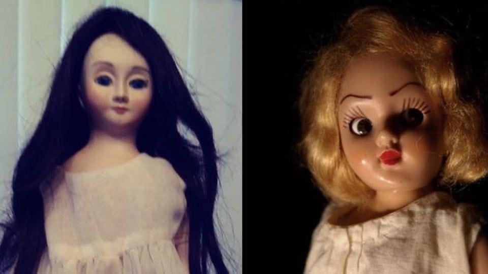 Muñecas Poseídas Ebay Juguetes Embrujadas