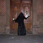 Leyenda de la dama enlutada (leyenda San Luis Potosí)