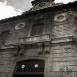 """Leyenda de """"El palacio negro"""" de la ciudad de México"""