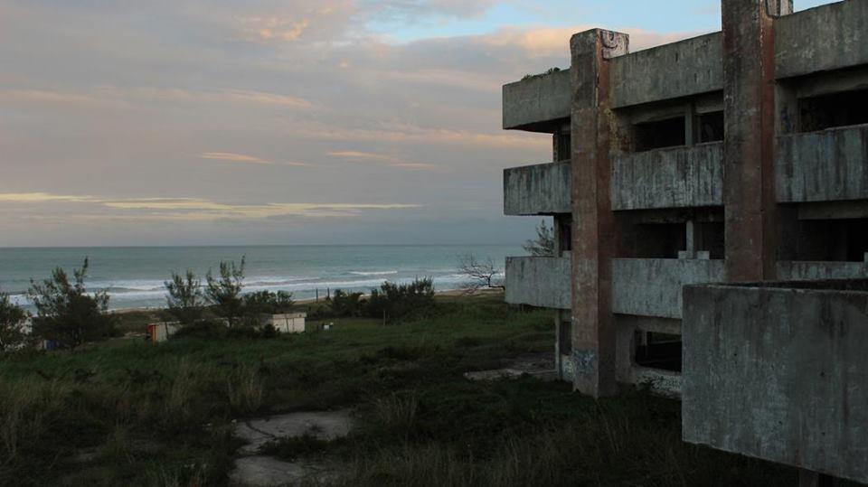 """La Leyenda de """"La planchada del Hospital Naturista"""""""