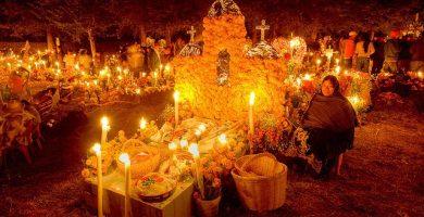 """Leyenda de """"El Día de Muertos"""" (tradición mexicana)"""