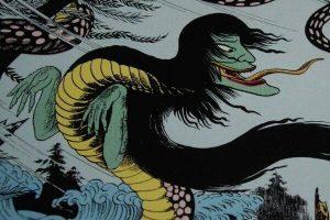 La serpiente de Alicante - Nahual (relato real)