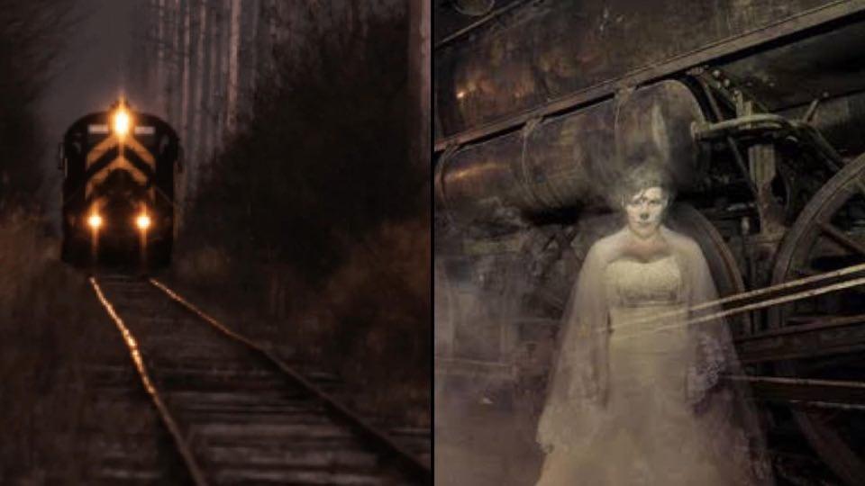 Los Fantasmas Del Tren Sonora Leyenda