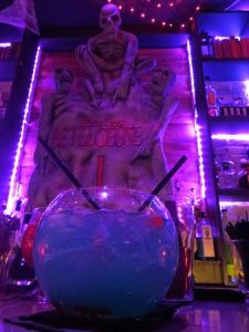 Bar Bettlejuice Tim Burton Terror