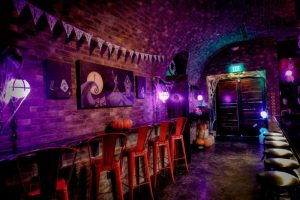 The Nightamre Before Christmas Bar Restarante El Extraño Mundo De Jack 5