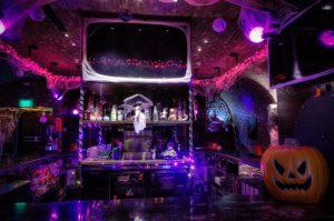 The Nightamre Before Christmas Bar Restarante El Extraño Mundo De Jack 6