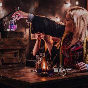 The Nightamre Before Christmas Bar Restarante El Extraño Mundo De Jack 7