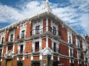 Casa Del Alfeñique La Leyenda De La Nahuala
