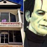 Frankenstein Wax