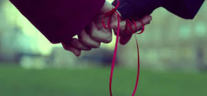 Hilo Rojo De Destino Amor