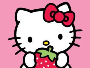 Leyenda De Hello Kitty Oscuro Origen 2