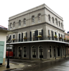 Mansion Lalaurie Casa Nueva Orleans