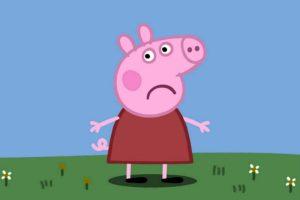 Peppa Pig Origen Teoría Oscura Leyenda Creepypasta Peppa Pig