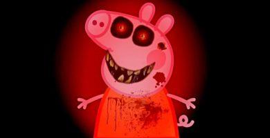 Peppa Pig Origen Teoría Oscura Leyenda Creepypasta