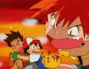 Teoría Oscura De Pokemon Leyenda Origen Verdadera Historia Ash Pikachu Misty