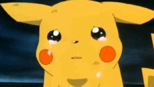 Teoría Oscura De Pokemon Leyenda Origen Verdadera Historia Ash Pikachu Triste