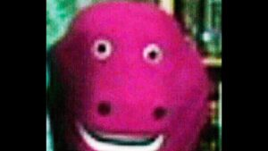 Barney Horror