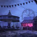 Fantasmas Bosque Mágico Actividad Paranormal Monterrey Nuevo León México Parque De Diversiones leyenda