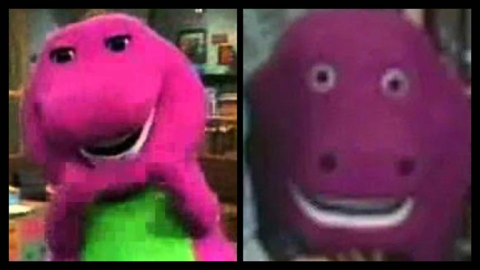 Horror Barney