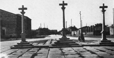 La Calle De Las Tres Cruces 3 Zacatecas México