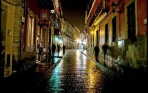 Callejon Buena Muerte Guanajuato