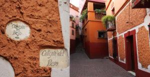Leyenda De Guanajuato El Callejon Del Beso Tradición Leyendas Mitos