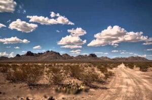 Zona Del Silencio Durango Ovnis Leyenda Desierto