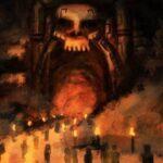 Mictlan Inframundo De Los Mexicas Infierno 9 Niveles Día De Muertos