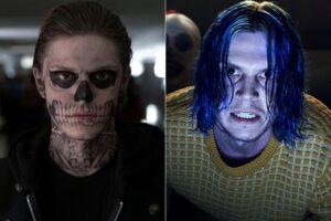 American Horror Storie Actores Vidas Evan Peters