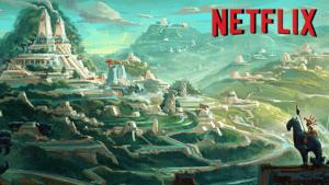 Maya And The Three Serie De Netflix Civilización
