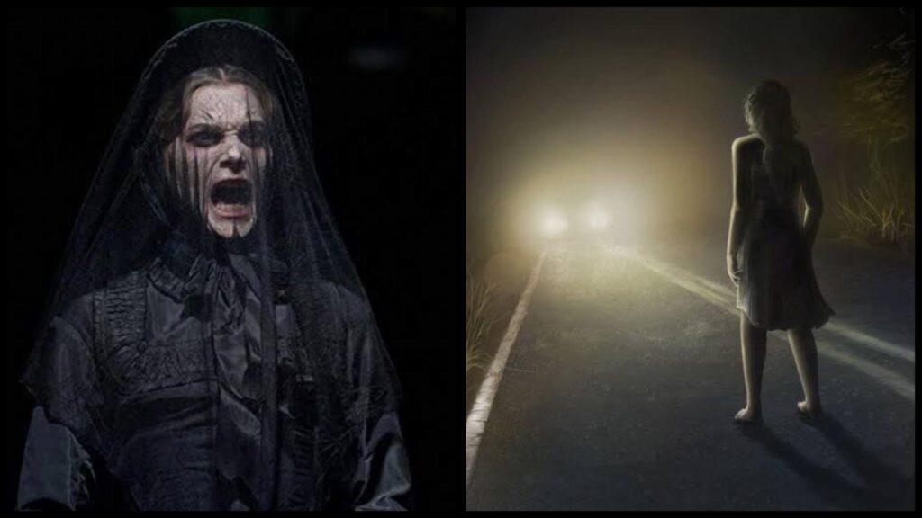 Novia De La Carretera México Cuernavaca Fantasma Leyenda Terror