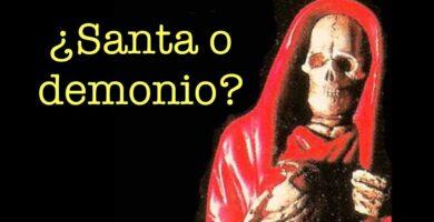 Santa Muerte Quien Es Santa