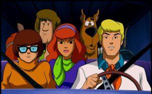 Serie De Terror Typewritwer Netflix Scooby Doo