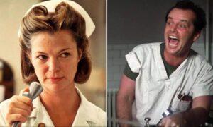 One Flew Over The Cuckoo's Nest Atrapado Sin Salida Ratched Nueva Serie Netflix Jack Nickolson