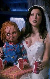 Chucky Nueva Serie De Terror El Nuñeco Diabolico Trailer Tiffany