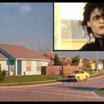 El Joven Manos De Tijeras Película Casa En Venta